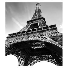 Eiffel Tower Wall Decals Paris Photographic Panels Wall Art Kit Walmart Com
