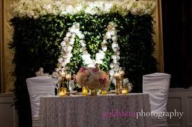 wedding backdrop monogram weddings pittsburgh wedding bands by