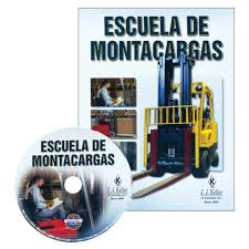 the forklift workshop dvd training