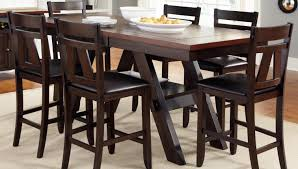 Patio Bar Height Dining Set - uncategorized momentous bar dining table malaysia delicate bar
