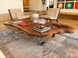 wood slice end table slab coffee table in beautiful decoration cole papers design