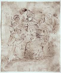 dutch master drawings