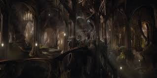 Elvish Home Decor The Elvenking U0027s Halls Throne