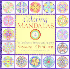 amazon com coloring mandalas 4 for confidence energy and