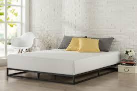 Mattress Bed Frame Amazon Com Zinus Modern Studio 6 Inch Platforma Low Profile Bed