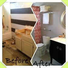 Painting Bathroom Vanity Ideas Painting Bathroom Vanity Before And After Contemporary Remodeling