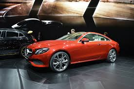 2018 mercedes benz e class coupe adds style to mid size luxury lineup