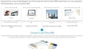 manual de implantação de piloto bim bim revit construtora virtual