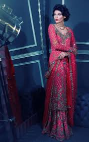 bridal dresses 2017 18 by tena durrani holidayz trend