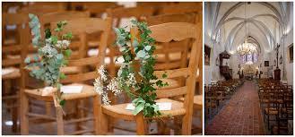 Church Decorations For Wedding Wedding Church Decorations With Chairs Decoration White Tulle