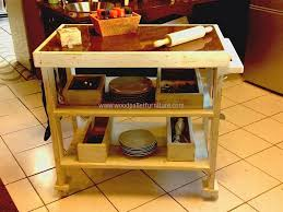 Pallet Kitchen Island Repurposed Pallet Kitchen Island Wood Pallet Furniture