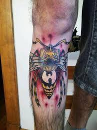 tang killa bee tattoo