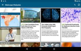 medscape apk medscape medpulse apk free app for android