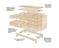 Fine Woodworking Pdf Download Free by 29 Cool Woodworking Dresser Plans Free Egorlin Com