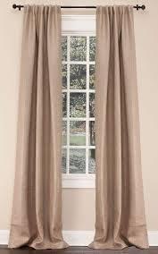 Linen Burlap Curtains Emdee International Burlap Collection Foil Herringbone Burlap
