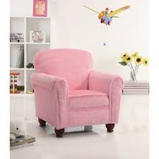 Pink Chaise Lounge Children U0027s Chaise Lounge Bowdoinham Kids Accent Chair In Soft Pink