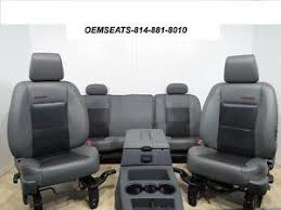 2006 dodge ram center console replacement dodge ram sport gray black front rear leather
