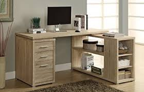 Left Corner Desk Monarch Specialties Hollow Left Or Right Facing
