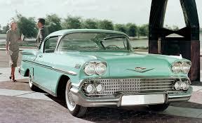 1958 1964 chevrolet bel air