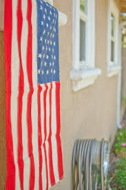 Do You Have A Flag Domestic Fashionista 4th Of July Porch