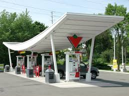 Canadian Tire Awnings Canadian Tire Gas Bar Filling Station Mississauga U2026 Flickr