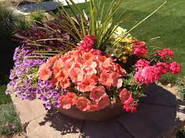 Flower Pots - flower pots premier landscapes layton salt lake city utah