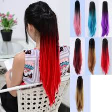 gambar tutorial ombre rambut cara mewarnai rambut ombre dengan mudah penata rambut