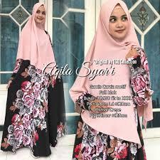 Baju Muslim Ukuran Besar 99 model baju gamis jumbo terbaru 2018 cantik murah