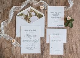 custom invitations custom ta bay wedding invitations stationery design