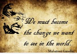 quote gandhi change world mahatma ghandi best quotes images and wallpapers