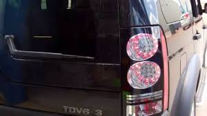 discovery 2 rear light conversion land rover discovery 3 rear light options and how to fit them youtube