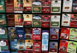 gifts cards of the 10 gift cards want most for the holidays mcdonald s