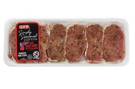 pork chops u0026 steaks shop heb everyday low prices online