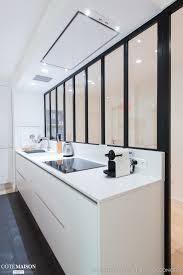 cuisine architecture une cuisine blanche qui a de l sk concept la cuisine dans