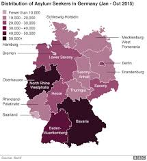 Map Of Concentration Camps In Germany by Migrant Crisis How One City In Germany Is Coping Bbc News