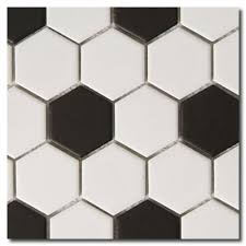 beltile hexagon porcelain mosaic tiles tile and stone including