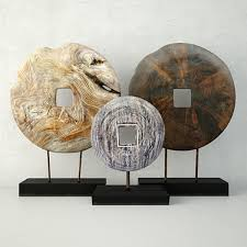 Teak Wood Albesia And Teak Wood Table Top Decoration 3d Model Max Fbx