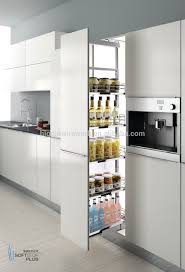 kitchen cabinets baskets cabinet kitchen pull out units sestino sc pull out larder units