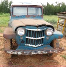 willys jeep truck for sale 1962 willys jeep pickup truck item c9734 sold wednesday