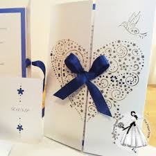 wedding invitations ni laser cut heart paper wedding invitations