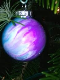 diy painted ornament a trip to for clear glass bulb