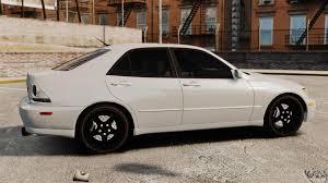 lexus hatchback is300 lexus is300 for gta 4