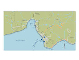 Victoria Bc Map Map Vancouver Island North