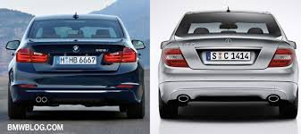 bmw 3 series or mercedes c class photo comparison 2012 bmw 3 series vs 2012 mercedes c class