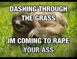 Best Sloth Memes - fucked up sloth memes make me lol for real funny shit