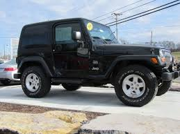 2004 jeep mpg 2004 jeep wrangler for sale in harrisonburg va