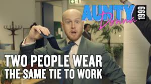 Tie Meme - two people wear the same tie to work 1999 ep02 youtube