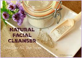 natural homemade face wash powder for all skin types