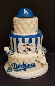 baby shower and gender reveal cakes