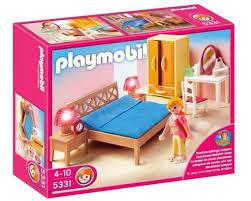 playmobil chambre des parents playmobil 5331 chambre des parents avec coiffeuse playmobil